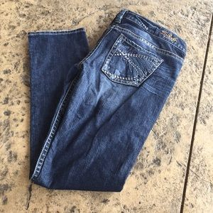 Silver Jeans Tuesday Slim 28/31